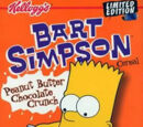 Bart Simpson Peanut Butter Chocolate Crunch Cereal