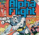 Alpha Flight Annual Vol 1