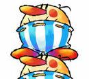 Yoshi's Island DS Bosses