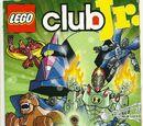LEGO Club Jr. Magazine March-April 2010