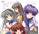 Characters of Clannad