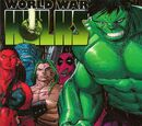 World War Hulks Vol 1 1