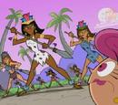 Amazonian Fairies