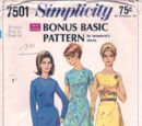 Simplicity 7501