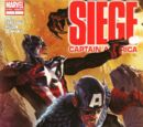 Siege: Captain America Vol 1 1