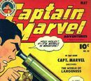 Captain Marvel Adventures Vol 1 35
