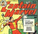 Captain Marvel Adventures Vol 1 89