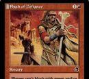 Flash of Defiance