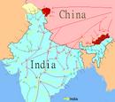 Sino-Indian Border War (Liuranium's Scenario)