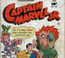 Captain Marvel, Jr. Vol 1 107