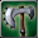 Antler Handled Axe Icon.png