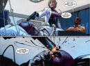 Ultimate Comics Avengers Vol 1 6 page -- Red Skull & Petra Laskov (Earth-1610).jpg