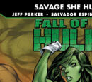 Fall of the Hulks: The Savage She-Hulks Vol 1 2/Images