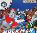 Mega Man Game Covers