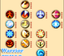 Ravenclaw's Warrior Training Guide
