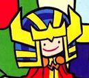 Li'l Barda (Tiny Titans)