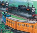Thomas in Town Books