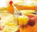 Früchtebowle