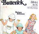 Butterick 5944 A