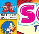 Archie Sonic the Hedgehog Issue 1 (miniseries)