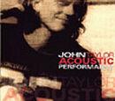John Taylor Acoustic Performance