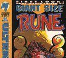Giant Size Rune Vol 1 1