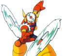 Super Adventure Rockman bosses