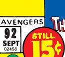 Avengers Vol 1 92