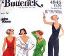 Butterick 4845