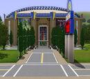 Steder i The Sims 3