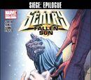 Sentry: Fallen Sun Vol 1 1