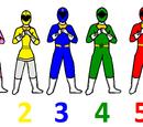 Power Rangers Cartoon