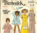 Butterick 3452 B