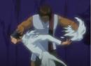 Sado tears Uryu's cape in Dangai.png