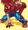Peter Parker (Earth-2301) from New Mangaverse The Rings of Fate Vol 1 1 Cover.jpg