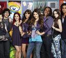 Students at Hollywood Arts