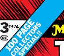 Comics Released in November, 1974