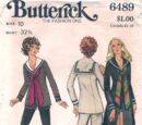 Butterick 6489