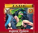 Carta: Jade (Elbow Punch)