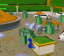 The Simpsons Meet Futurama