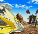 Zoids: Fuzors Episode 24