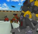 Zoids: Fuzors Episode 11