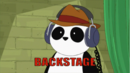 Peter the Panda is backstage.png
