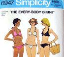 Simplicity 6947 B