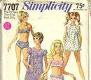 Simplicity 7707 A