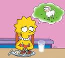 Lisa the Vegetarian/Gallery