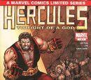 Hercules: Twilight of a God Vol 1
