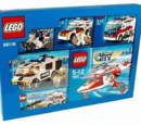 66116 City Emergency Service Vehicles