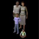 Famille Lalouche (Les Sims 3 Ambitions).png
