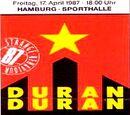 Hamburg - Sporthalle: 17 April 1987